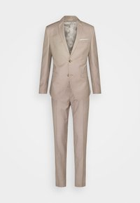 Isaac Dewhirst - THE FASHION SUIT SET - Completo - beige - 13