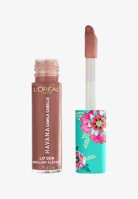 L'Oréal Paris - LIP DEW CAMILA - Liquid lipstick - 03 desnudo - 0