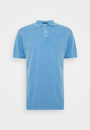 GARMENT DYED STRETCH  - Polo shirt - infinite blue