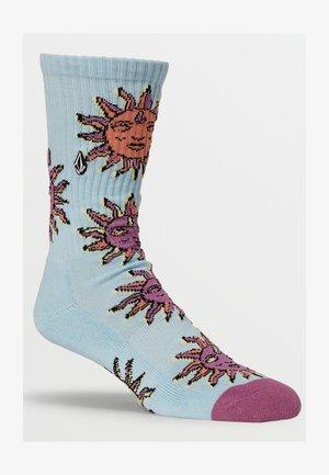VIBES - Socks - aether_blue