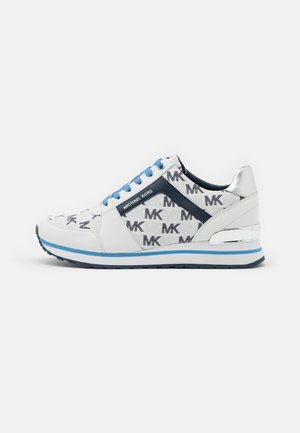BILLIE TRAINER - Sneakers basse - optic white/multicolor