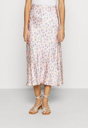 LUNA SKIRT - A-line skirt - pink