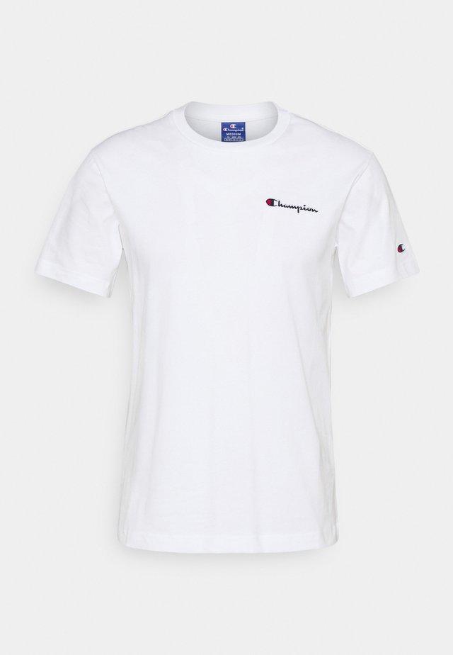 CREWNECK - T-paita - white