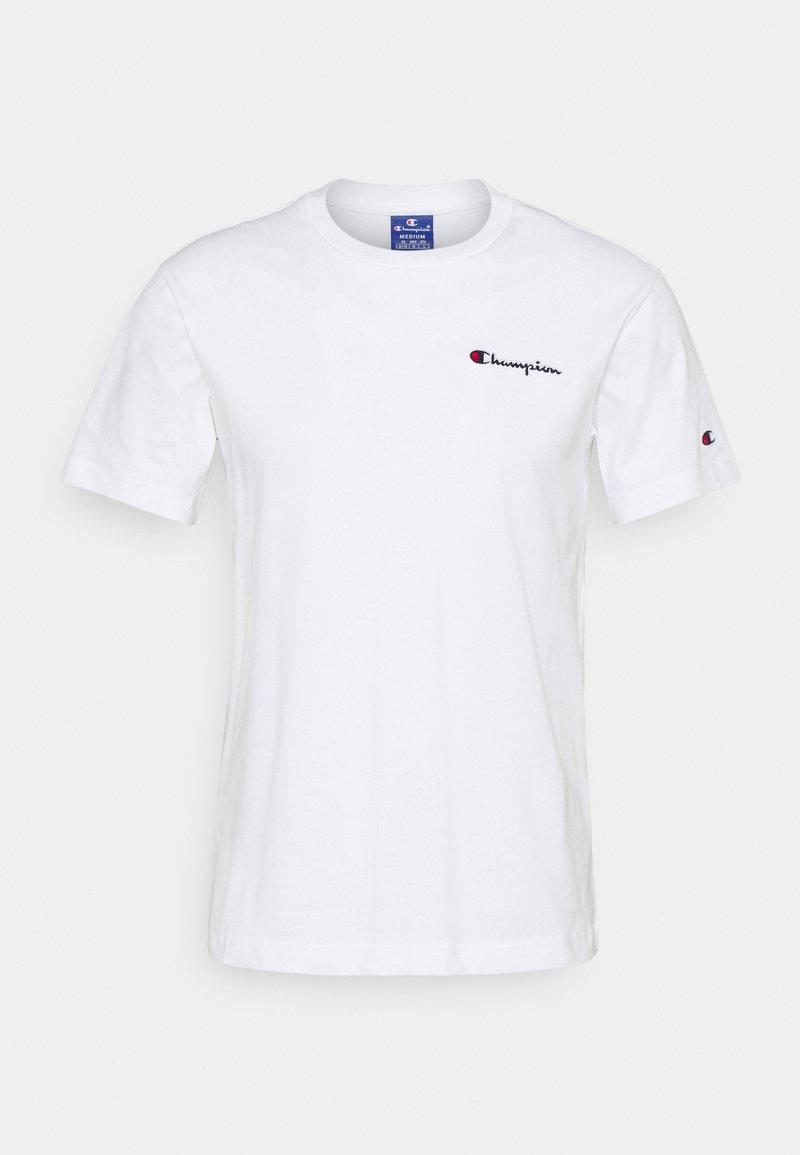 Champion Rochester - CREWNECK - T-shirt imprimé - white