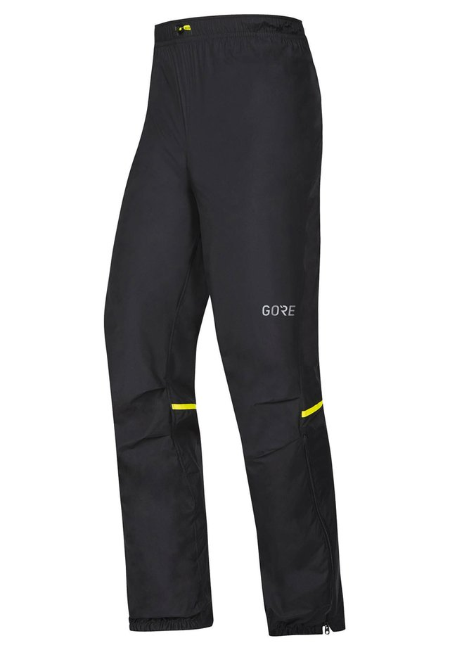 """R7 Windstopper Light"" - Outdoor trousers - black"