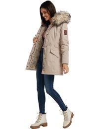 Navahoo - CRISTAL - Winter coat - beige - 0