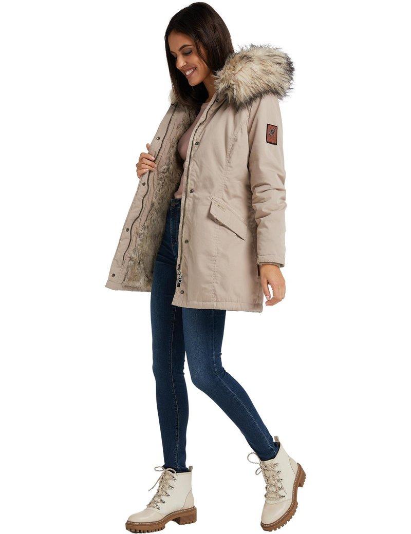 Navahoo - CRISTAL - Winter coat - beige