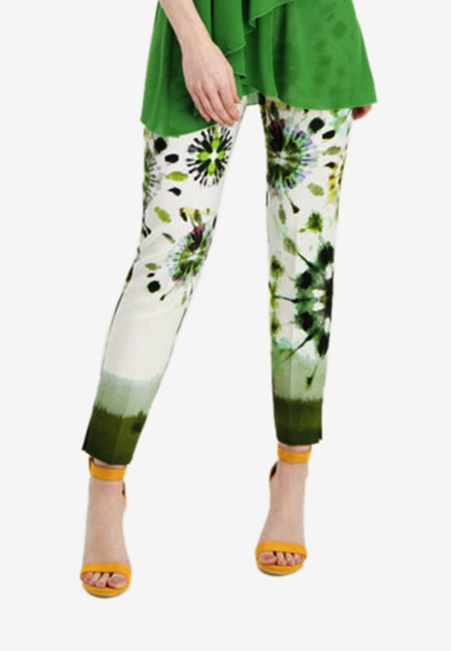 INIDE - Leggings - Trousers - green