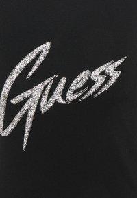 Guess - DEBORAH  - Print T-shirt - jet black - 2