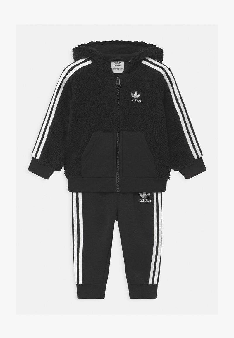 adidas Originals - SET UNISEX - Trainingspak - black