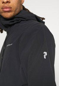 Peak Performance - XENON JACKET - Hardshell jacket - black - 5