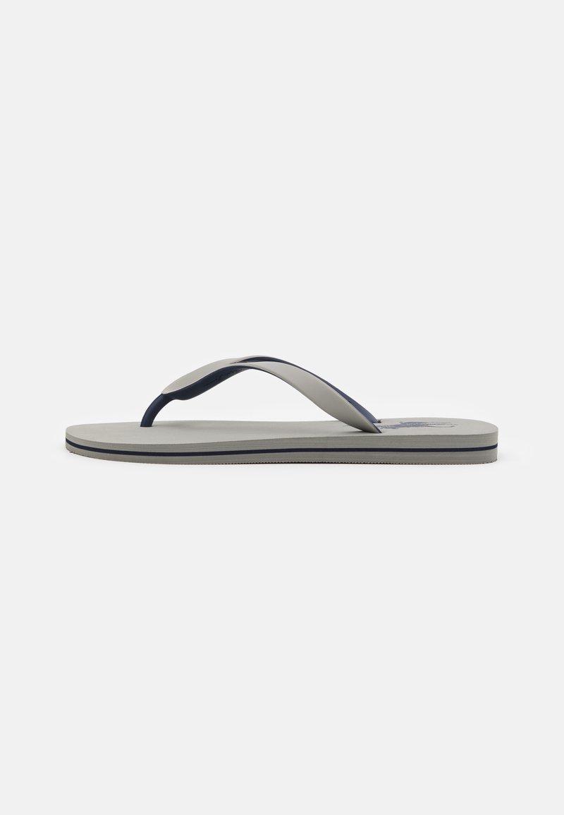 Polo Ralph Lauren - T-bar sandals - soft grey/newport