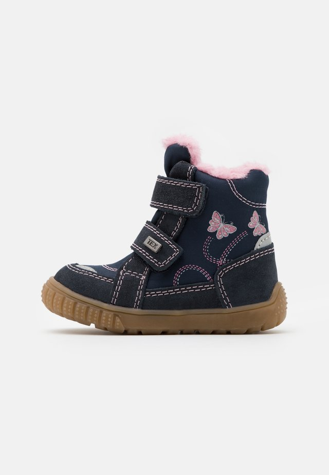 JASMINA TEX - Winter boots - navy