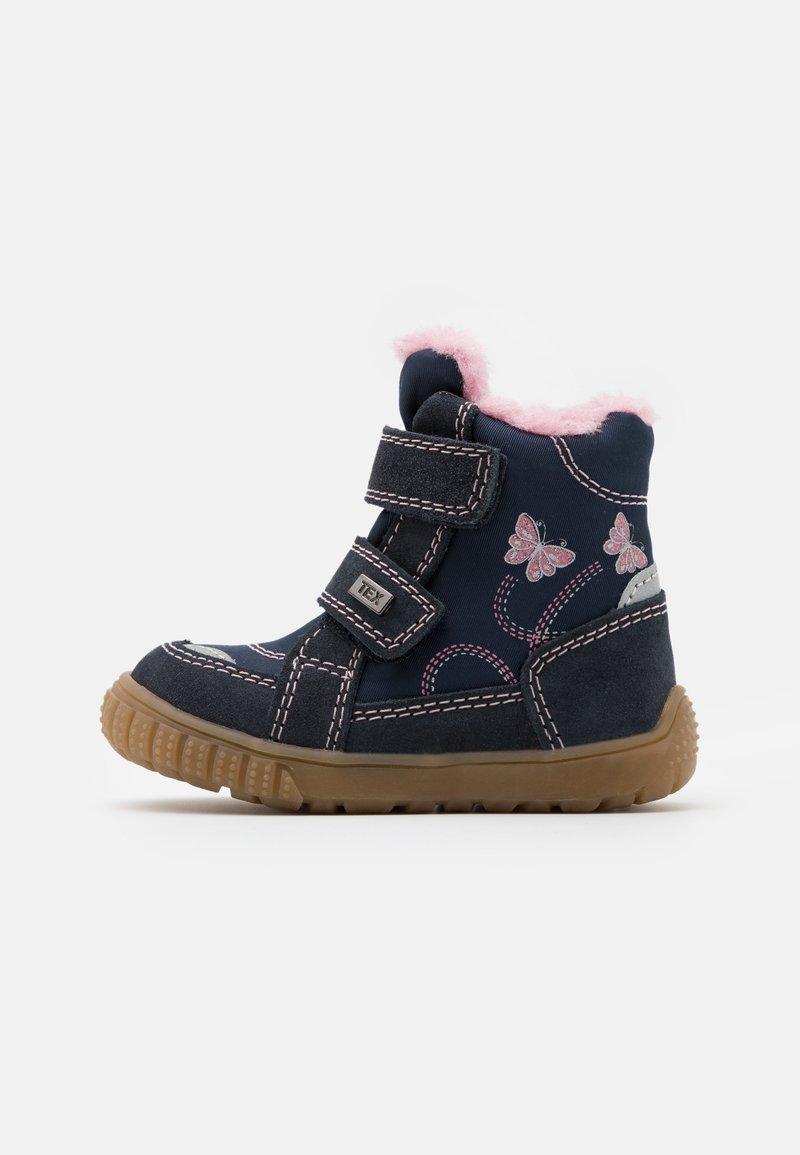 Lurchi - JASMINA TEX - Winter boots - navy