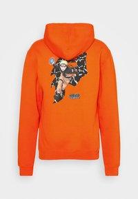 Primitive - NARUTO DIRTY P HOOD - Hoodie - orange - 1