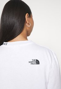 The North Face - NEW ZUMU TEE - Long sleeved top - white - 5