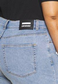 Dr.Denim Plus - NORA - Denim shorts - light retro - 4