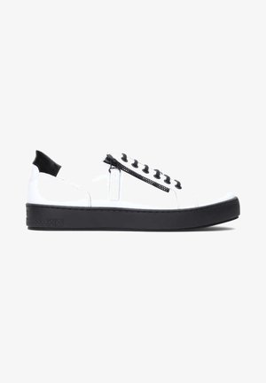 LEON - Sneakersy niskie - white