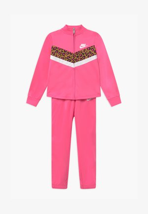 CHEVRON SET - Trainingspak - pinksicle