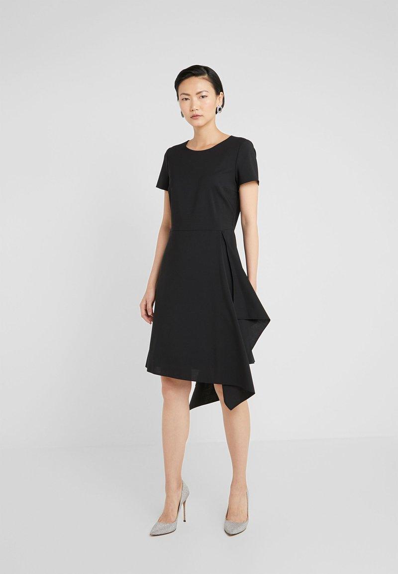 HUGO - KULANA - Koktejlové šaty/ šaty na párty - black