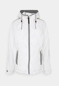 Torstai - VANOIS - Soft shell jacket - natural white - 0