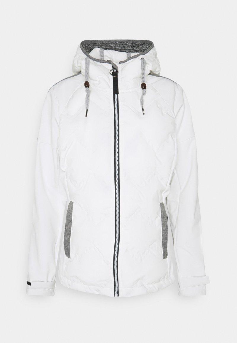 Torstai - VANOIS - Soft shell jacket - natural white