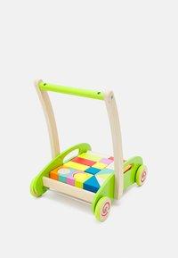 Hape - BAUWAGEN UNISEX - Toy - multicolor - 1