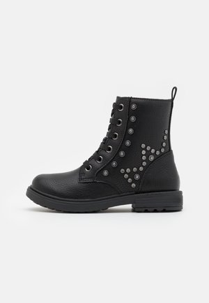 ECLAIR GIRL - Veterboots - black