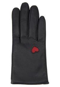 Roeckl - HEARTS - Gloves - black - 1