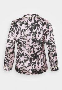 Simply Be - PRETTY SECRETS BUTTON THROUGH - Pyjamas - pink/black - 3