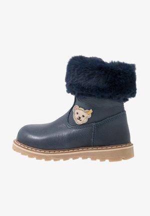 BELLAA - Vysoká obuv - blue