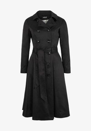 KORRINA - Trenchcoat - black