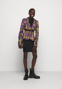 Vivienne Westwood - TUBE DRESS - Jersey dress - black - 1
