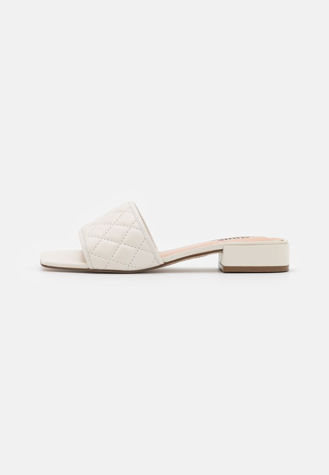LINEAR - Mules - white