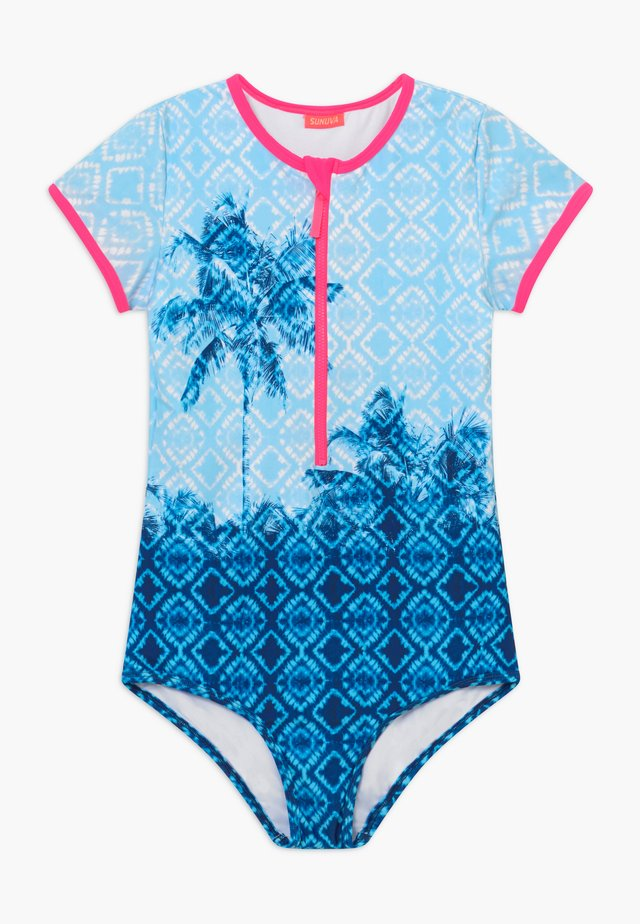 TEEN GIRLS  SURF - Badedrakt - blue