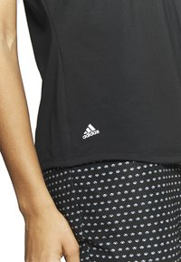 adidas Golf - T-shirt con stampa - black - 5