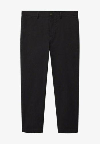 COOL - Trousers - schwarz