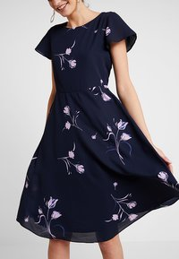 mint&berry - Day dress - dark blue - 4