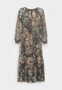 Maxi dress - dark khaki