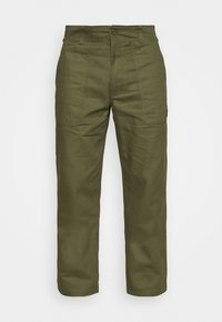 FUNKLEY FATIGUE PANT - Trousers - military green