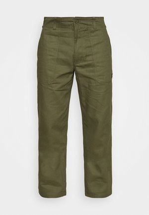 FUNKLEY - Trousers - military green