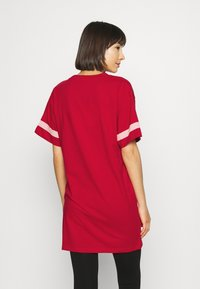 Diesel - UFTEE-CHEERLY T-SHIRT - Nightie - red/rosa - 2