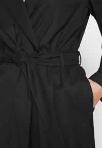 Monki - KATRINE SUITINS - Overall / Jumpsuit - black solid - 5