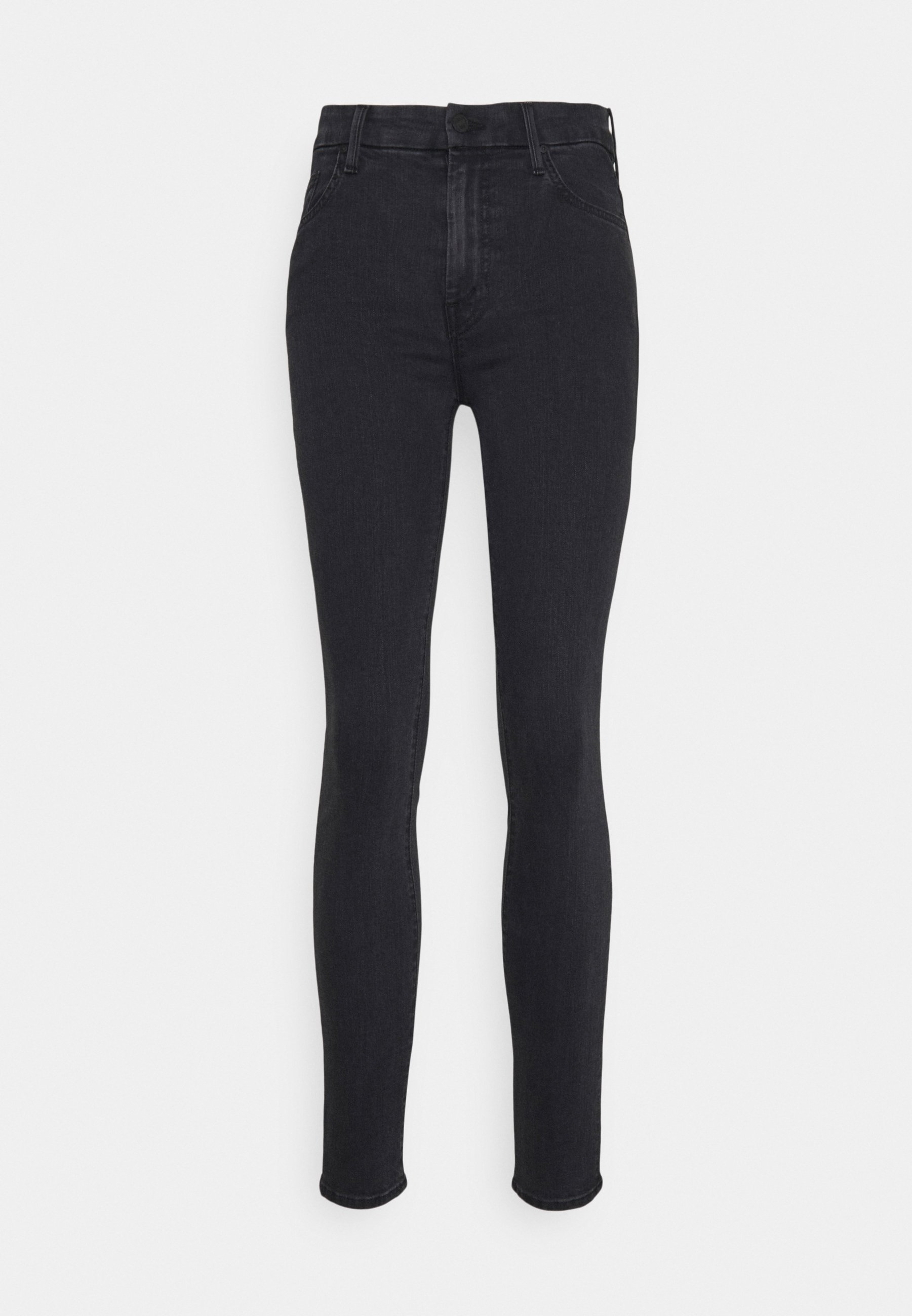 Damer HIGH WAISTED LOOKER - Jeans Skinny Fit