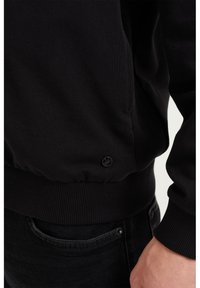 WE Fashion - Zip-up hoodie - black - 4