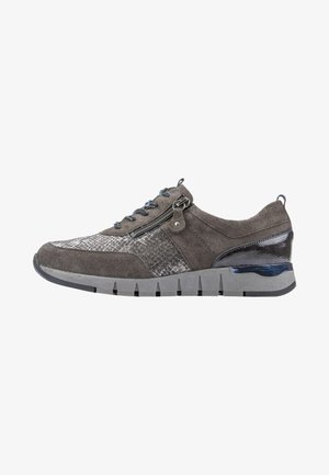 Sneakers laag - carbon