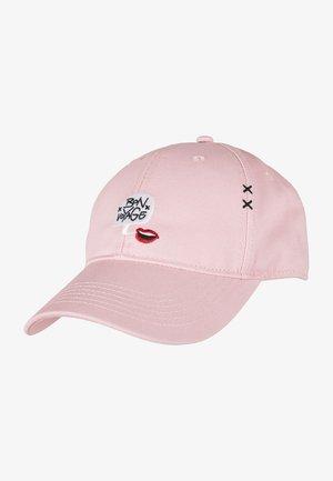 Casquette - pale pink/mc