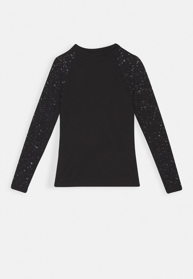 JDYKIM HIGHNECK  - Maglietta a manica lunga - black