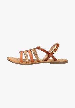 Sandaler - marron camel