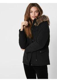 ONLY - ONLSTARLINE  - Winter jacket - black - 3